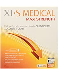 Xls Medical Max Strength - 120 cps