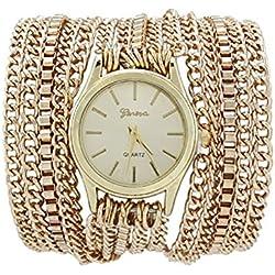Frauen, Quarzuhren, Armbanduhr,Mode, Persönlichkeit, Freizeit, Outdoor, Metall, W0545