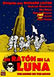 The Mouse On The Moon (1963, Un raton en la luna) - Official Region Free PAL release, plays in English without subtitles