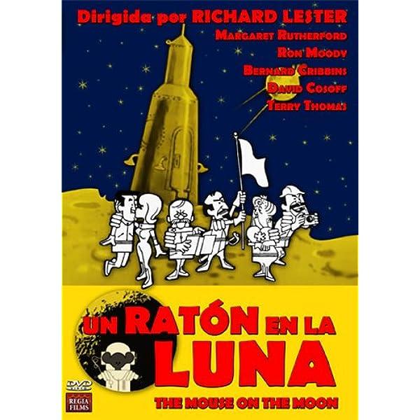 Un Ratón En La Luna [DVD]: Amazon.es: Margaret Rutherford ...