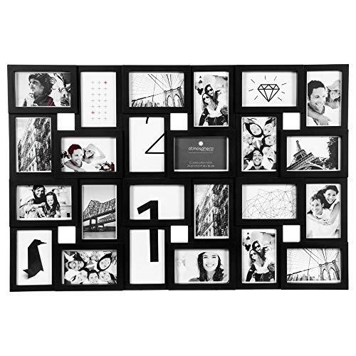 Pêle-mêle - Marco fotos capacidad 24 fotos, diseño