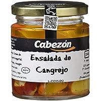 Conservas Cabezn Ensalada de Cangrejo, 225 gr - [Pack de 12]
