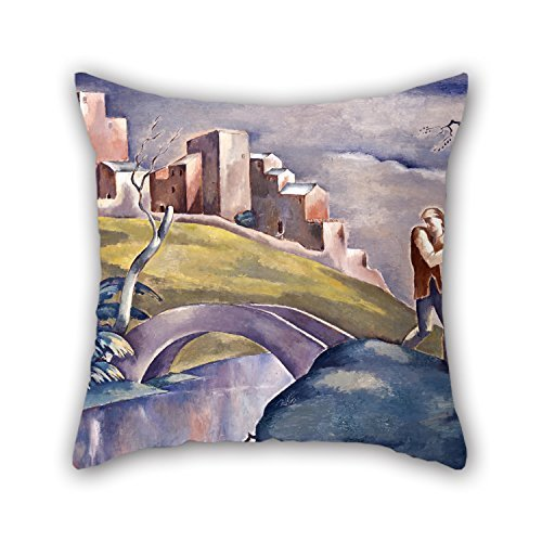 bestseason-the-oil-painting-eugeniusz-zak-krajobraz-z-figur-ludzk-pejza-z-wtmdrowcem-pillow-shams-of