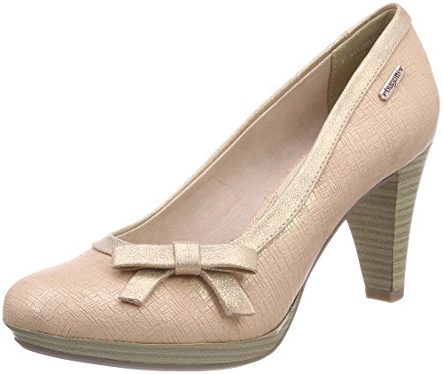 Bugatti Damen 411281745900 Pumps, Pink (Rose), 40 EU