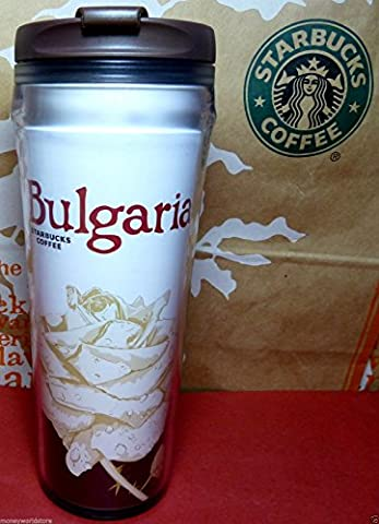 Starbucks Bulgarie Global Icon Collection Verre 12