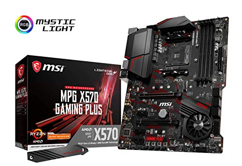 MSI AMD MPG x570...