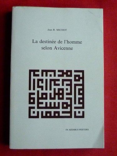 Descargar Libro La destinée de l'homme selon Avicenne de Michot