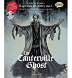 { THE CANTERVILLE GHOST [WITH CDROM] (CLASSICAL COMICS: TEACHING RESOURCE PACK) - GREENLIGHT } By Calway, Gareth ( Autho