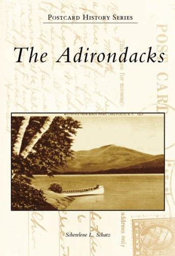 Price comparison product image The Adirondacks (Postcard History)