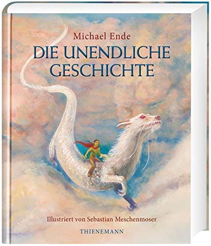 Die unendliche Geschichte: Farbig illustrierte Schmuckausgabe
