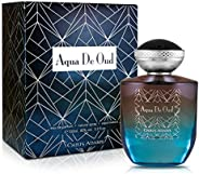 Chris Adams Perfumes Aqua De Oud Eau De Perfume For Men - 100 ml