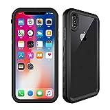 Meritcase Coque Étanche pour iPhone XS Max Waterproof Case IP68 Imperméable...