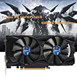 Dinglong RX550 GPU4GB GDDR5 128bit Gaming Desktop PC Video Graphics Cards DVI/HDMI