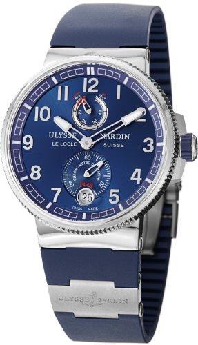 Reloj Automático Ulysse Nardin Marine Chronometer Manufacture, 1183-126-3/63