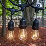 Outdoor & Indoor Edison Style String Lig...