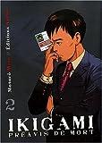 Ikigami, préavis de mort. 2 / Motorô Mase | Mase, Motorô. Auteur