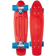 Penny Skateboard 22 Classics - Skateboard, color rojo, talla 22 Zoll