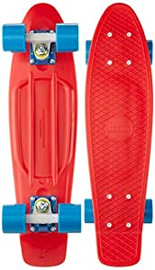 Penny Unisex's PNYCOMP103 Skateboard, Red, 22-Inch