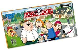 Monopoly Family Guy Collectors Etd