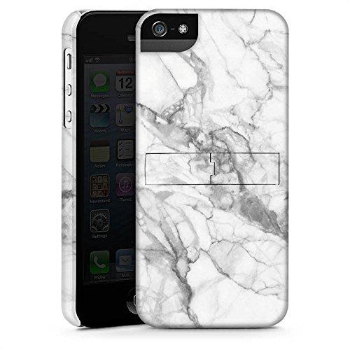 Apple iPhone 6 Hülle Case Handyhülle Marmor Marble Marmoriert Premium Case StandUp