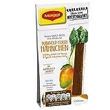 Maggi Ideen vom Wochenmarkt Würz-Paste Mangold Curry Hähnchen, 82 ml
