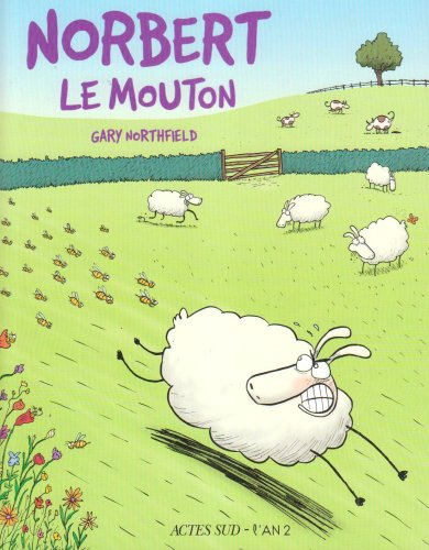 Norbert le mouton par Gary Northfield