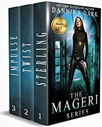 The Mageri Series Boxed Set (Books 1-3) (English Edition)