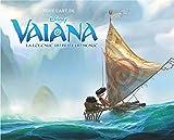 Disney - Tout l'art de Vaiana, la légende du bout du monde
