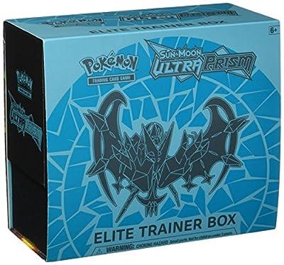 Pokemon pok82356Juego de sol y la luna Tarjeta de Elite Trainer Box de Pokémon