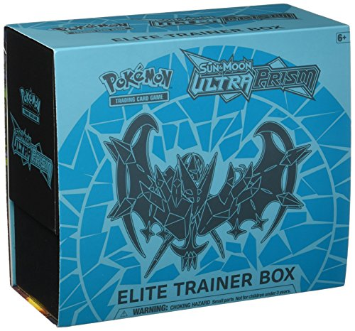 Elite-karte (Pokemon pok82356 Sonne und Mond Elite Kartenspiel Trainer Box)