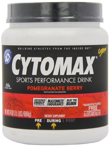 Cytosport Cytomax - Sport Energy Drink, melograno Berry, 1.5 Pound