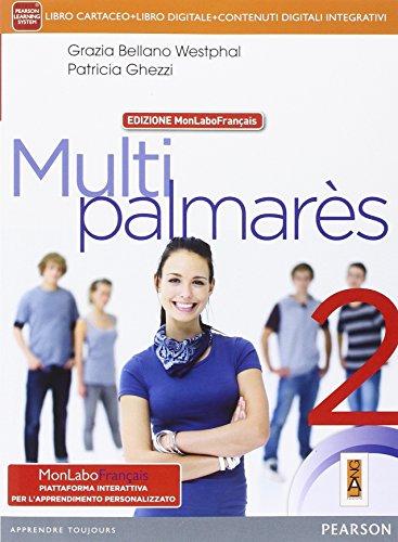 Multipalmares. Con rivista. Ediz. mylab. Per le Scuole superiori. Con e-book. Con espansione online: 2