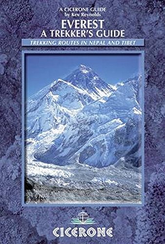 Everest : a trekker's guide