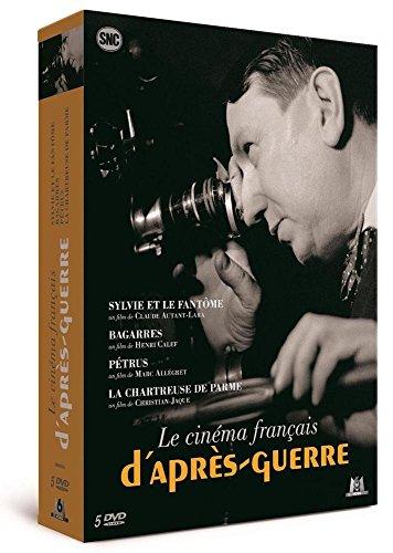 Le Cinéma français d'après-guerre - Coffret : Sylvie et le fantôme + Bagarres + Pétrus + La Chartreuse de Parme