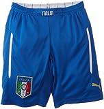 PUMA Kinder Hose FIGC Italia Kids Home Shorts Replica