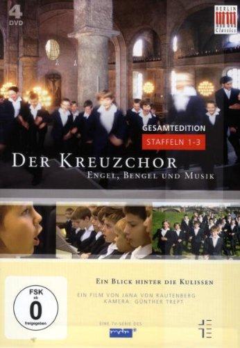 Staffeln 1-3 (4 DVDs)