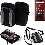 K-S-Trade® Belt Bag, Holster/Shoulder Bag For Blackberry