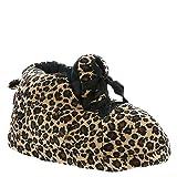 Chaussons Snooki - imprimé léopard - M