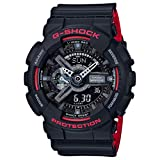 Casio G-Shock Analog-Digital Black Dial Men's Watch-GA-110HR-1ADR (G700)
