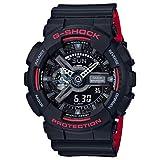 Best G Shock - Casio G-Shock Analog-Digital Black Dial Men's Watch-GA-110HR-1ADR (G700) Review