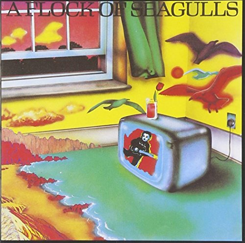 A Flock Of Seagulls: A Flock Of Seagulls (Expanded) (Audio CD)