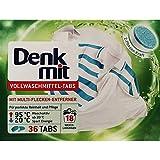 Denk Mit Vollwaschmittel-Tabs, 36 tabs (1,17kg Packung)