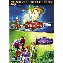 Peter Pan 1 and 2