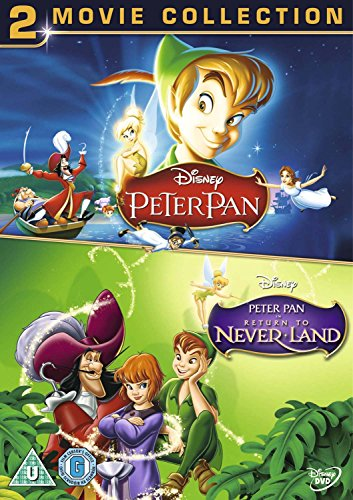 peter-pan-and-return-to-neverland-import-anglais