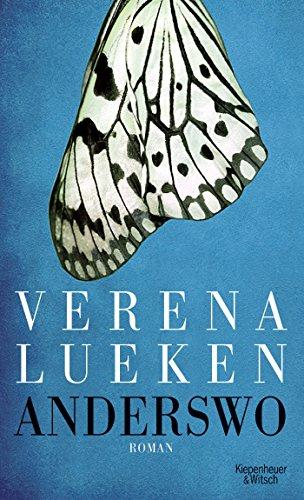Buchseite und Rezensionen zu 'Anderswo: Roman' von Verena Lueken