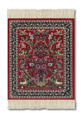 Coaster Rugs CTL-C - Persian carpet design produced by MouseRug - quick delivery from UK.