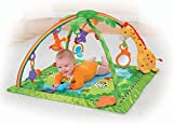 Mattel Fisher-Price K4562 Rainforest Erlebnisdecke - 2
