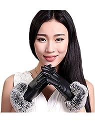 Damas invierno guantes guante moda pantalla táctil a prueba de viento del montar a caballo , 1