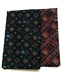 Cotton Colors Printed Multicolor Lungi(Pack of 2)_DD5