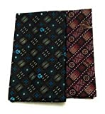 #6: Cotton Colors Printed Multicolor Lungi( Pack of 2)_DD5